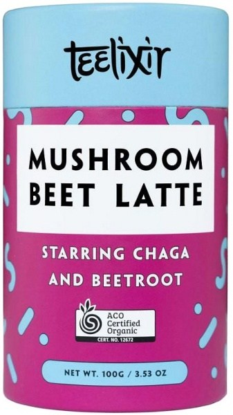 Teelixir Mushroom Beet Latte 100g