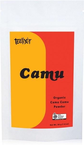 Teelixir Organic Camu Camu Powder  50g