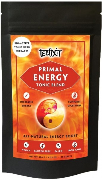 Teelixir Primal Energy Tonic Blend (Chi) Powder 120g