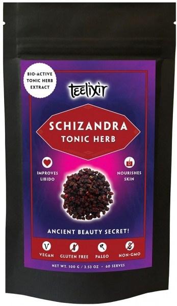 Teelixir Schizandra Berry Powder 100g