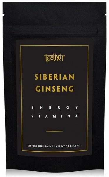 Teelixir Siberian Ginseng 50g Pouch