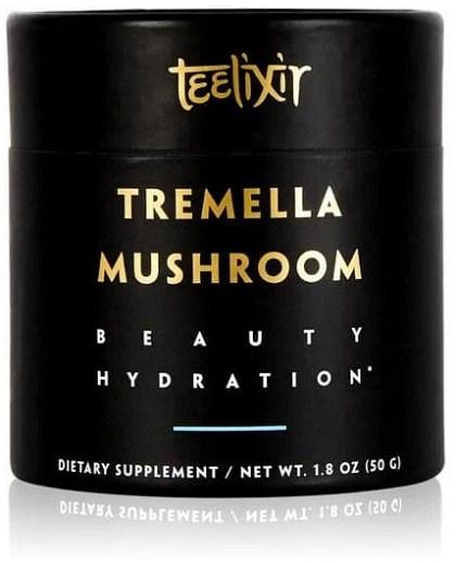 Teelixir Tremella Mushroom Powder Beauty Hydration  50g