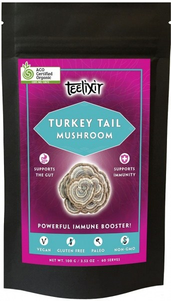Teelixir Turkey Tail Powder 100g