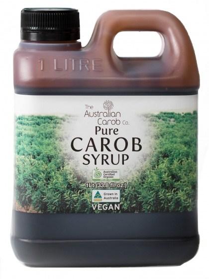 The Australian Carob Syrup 1L