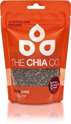 The Chia Co Chia Seed Black 150gm