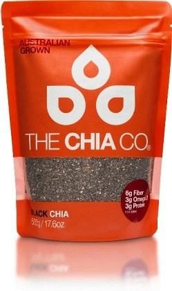The Chia Co Chia Seed Black 500gm