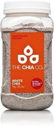 The Chia Co Chia Seed White 1Kg