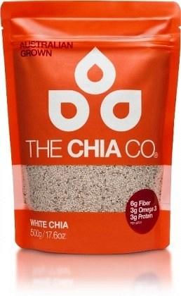 The Chia Co Chia Seed White 500gm
