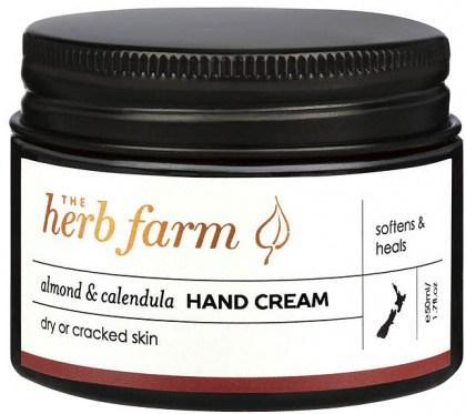 The Herb Farm Almond & Calendula Hand Cream 50ml