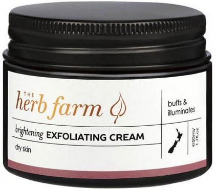 The Herb Farm Brightening Exfoliating Cream 50ml
