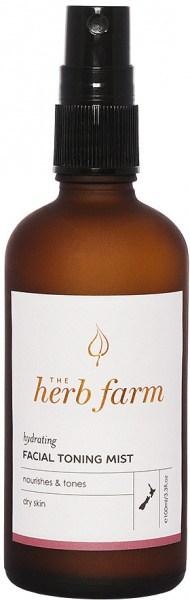 The Herb Farm Hydrating Facial Toning Mist 100ml