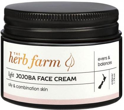 The Herb Farm Light Jojoba Face Cream 50ml