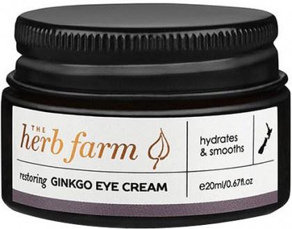 The Herb Farm Restoring Ginkgo Eye Cream 20ml
