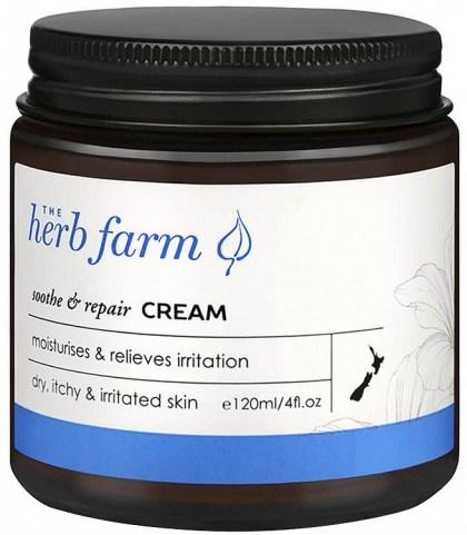 The Herb Farm Soothe & Repair Cream 120ml