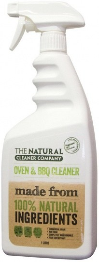 The Natural Cleaner Company Natural Oven & BBQ Cleaner 1L