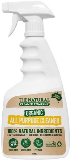 The Natural Cleaner Company Organic All Purpose Cleaner 750ml