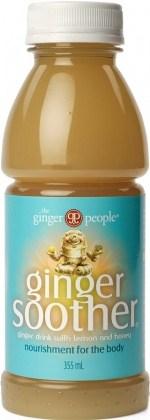 TheGingerPeople Ginger Soother w Lemon&Honey   355ml