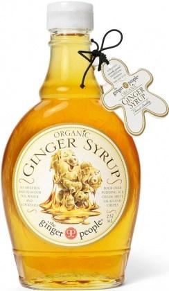 TheGingerPeople Organic Ginger Syrup  237ml
