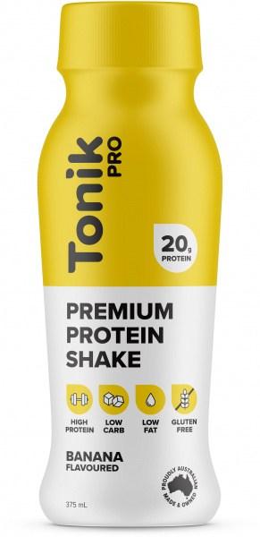 Tonik Pro Protein Drink Banana  375ml