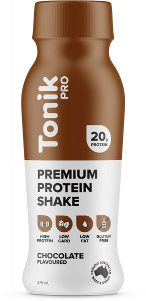 Tonik Pro Protein Drink Chocolate  375ml