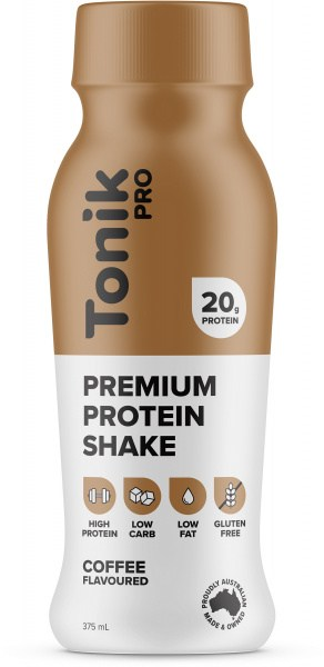Tonik Pro Protein Drink Coffee  375ml