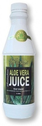 Tri-Natural 99.4% Aloe Vera Natural 1lt