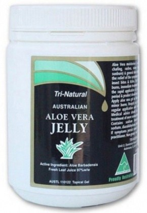 Tri-Natural Aloe Vera Jelly 98% Allantoin 1lt Tub