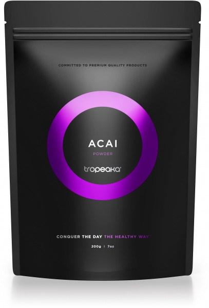 Tropeaka Organic ACAI Powder  200g Pouch