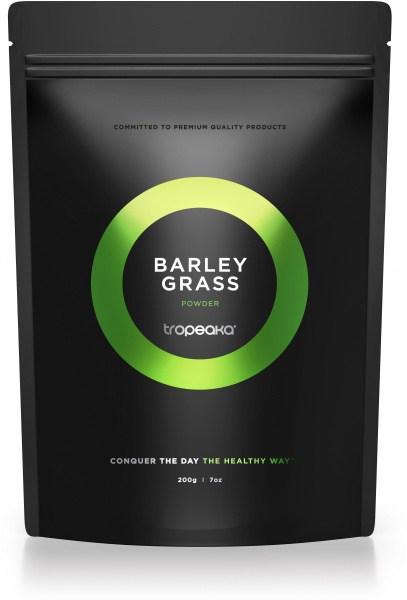 Tropeaka Organic BARLEY GRASS Powder  200g Pouch