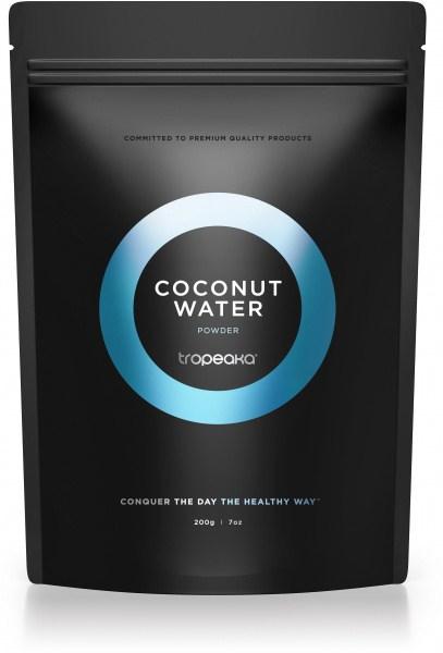 Tropeaka Organic COCONUT WATER Powder  200g Pouch