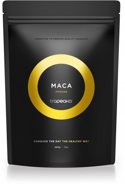 Tropeaka Organic MACA Powder  200g Pouch
