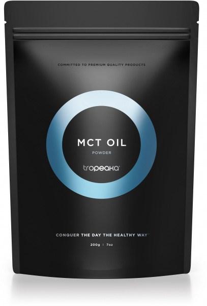 Tropeaka Organic MCT OIL Powder  200g Pouch
