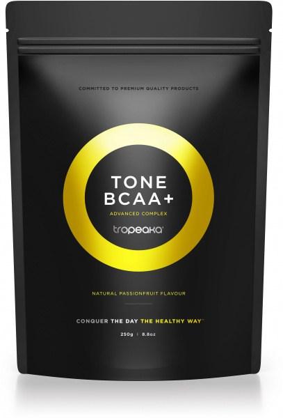 Tropeaka TONE BCAA+Passionfruit  250g Pouch
