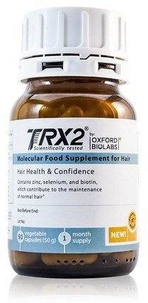 TRX2 Molecular Food Supplement for Hair (1 month supply) 90caps