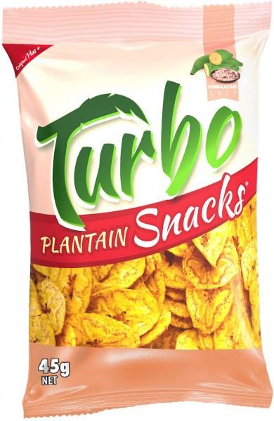 Turbo Snacks Original Plus + (Himalaya Salt) 45g