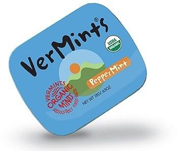 Vermints Mints Peppermint Organic  40g