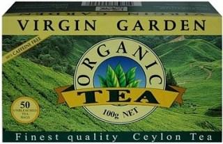Virgin Garden Organic Ceylon Black 50Teabags