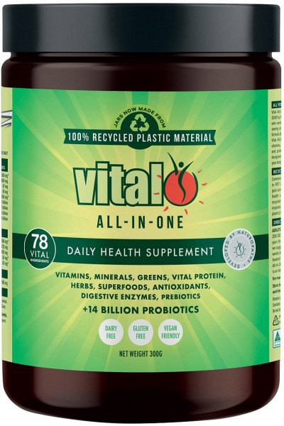 Vital All-In-One Total Daily Supplement 300g