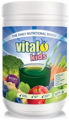 Vital Kids Berry Flavour  300g