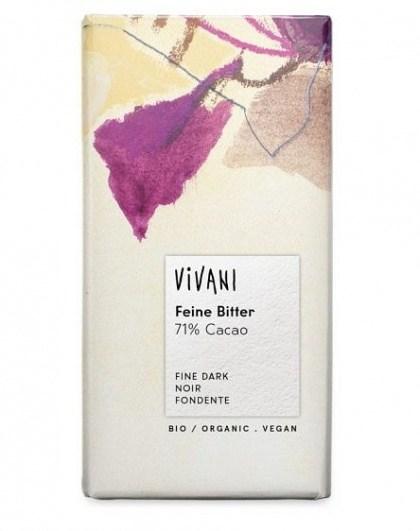 Vivani Dark 71% Organic Chocolate Block100g