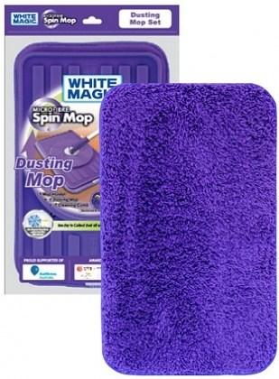 White Magic Dusting Mop Head - 32x20cm