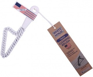 White Magic Super Sturdy Track Cleaning Brush