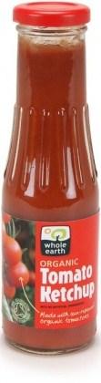 Whole Earth Organic Tomato Ketchup 340gm