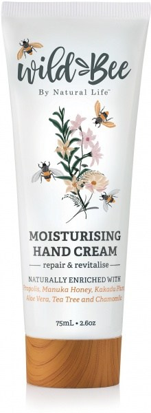 Wild Bee Moisturising Hand Cream 75ml