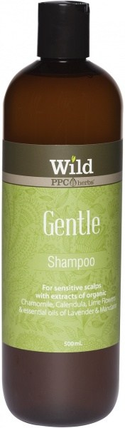 Wild Gentle Hair Shampoo 500ml