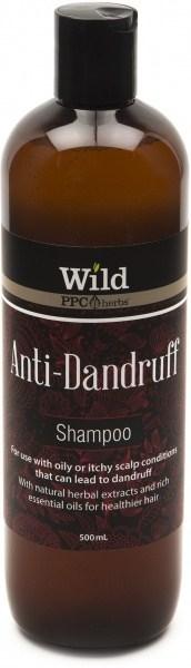 Wild Herbal Clinical Anti-Dandruff Shampoo 500ml