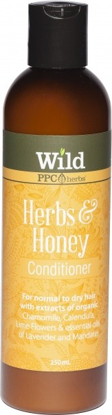 Wild Herbs & Honey Hair Conditioner 250ml