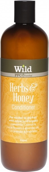 Wild Herbs & Honey Hair Conditioner 500ml