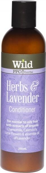 Wild Herbs & Lavender Hair Conditioner 250ml