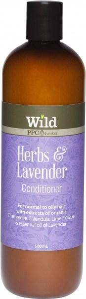 Wild Herbs & Lavender Hair Conditioner 500ml